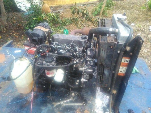 Motor kubota e Mitsubishi - Foto 2