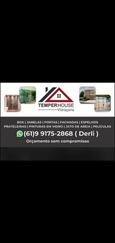 Temperhouse vidraçaria