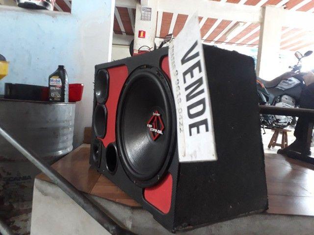Caixa de som para automóvel  - Foto 2