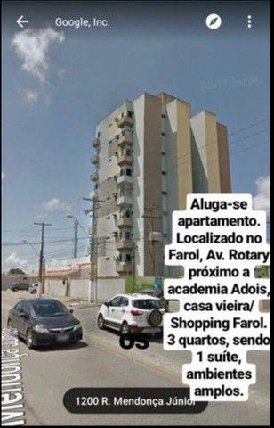 Alugo apartamento Av. Rotary R$ 1.300,00