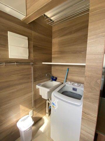 Alugo apt com 2 quartos completamente mobiliado no coração de boa viagem R$:3.500 - Foto 8