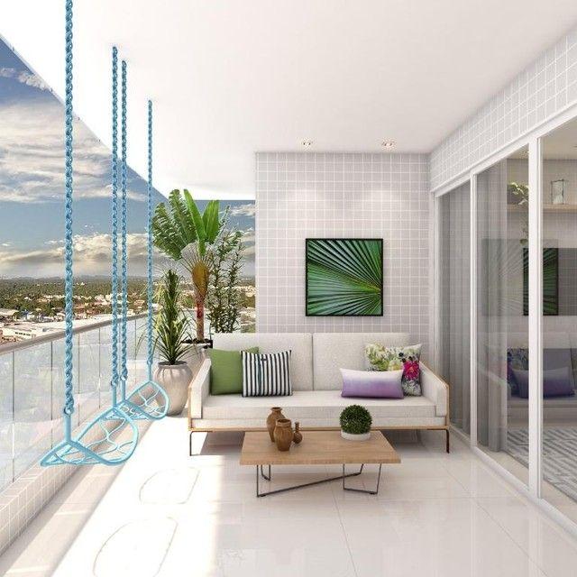 Apartamento à venda, 120 m² por R$ 703.800,00 - Pedra - Eusébio/CE - Foto 10