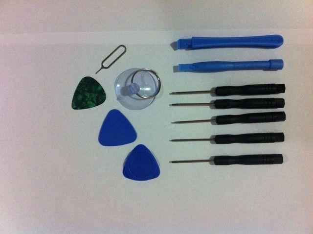 Kit chaves e ferramentas para celular  - Foto 5