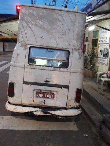 Kombi tipo Food Truck esta em um ótimo estado com um bom preço Leia á Descrição  - Foto 2