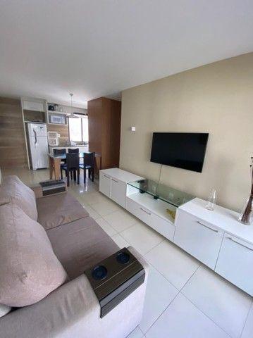 Alugo apt com 2 quartos completamente mobiliado no coração de boa viagem R$:3.500 - Foto 2