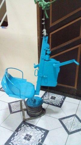 Cadeira levantorio balancinho