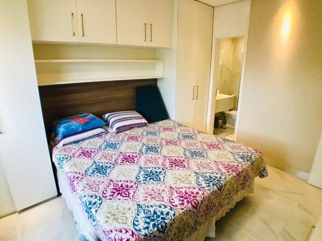 Apartamento com 83m, todo projetado no Terraço das Flores  - Foto 12