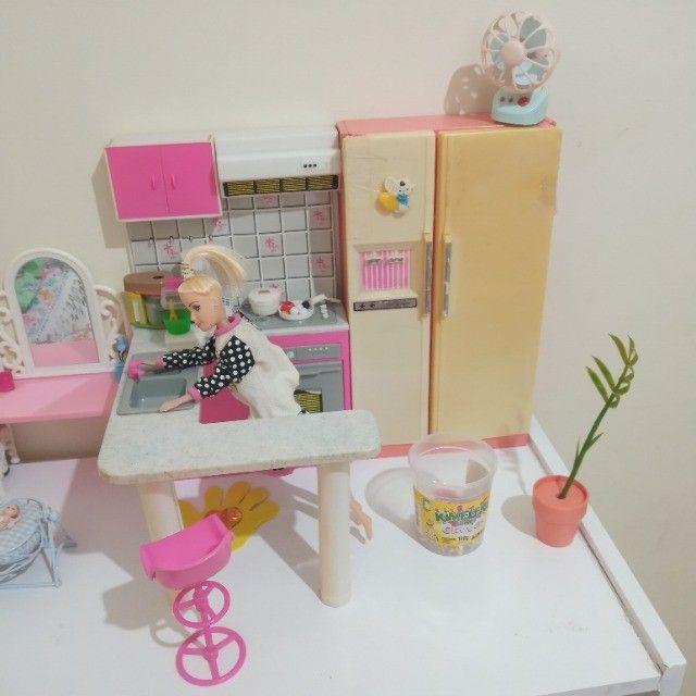 Casa da Barbie | Completa usada   - Foto 3