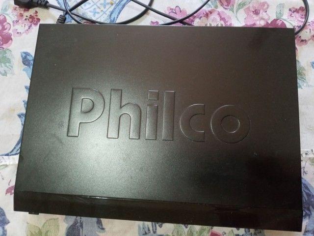 Dvd philco 80reais