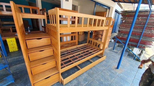 Triliche Premium Escadas e Gavetas super Barato e conforto