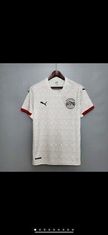 Camisetas da Roma e Seleção  - Foto 4