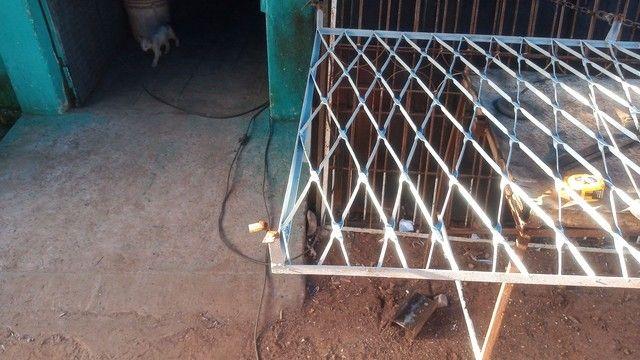 Grades e portões novos e usados  - Foto 6