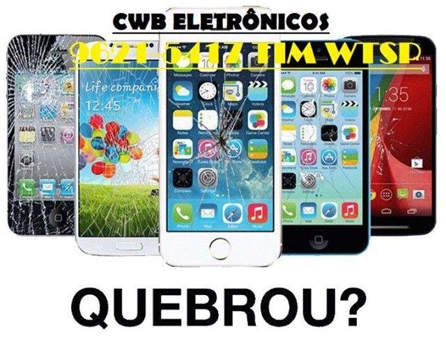 Assistência Técnica para celulares: Iphone/ Motorola/ Samsung/Xiaomi  Outros