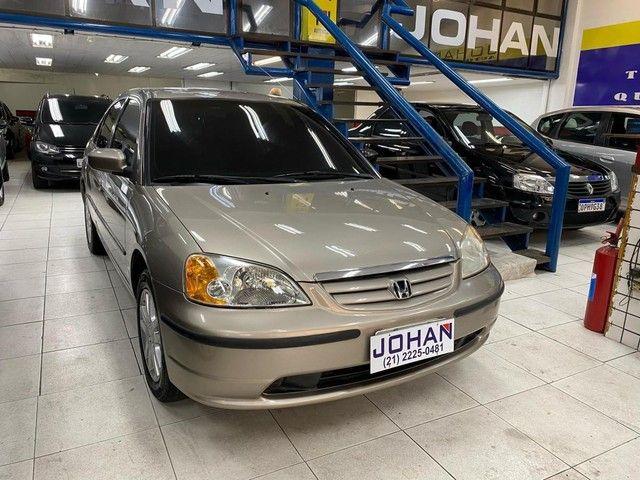 Honda Civic Sedan LX 1.7 16V - Foto 3