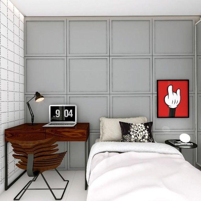 Apartamento à venda, 120 m² por R$ 703.800,00 - Pedra - Eusébio/CE - Foto 18