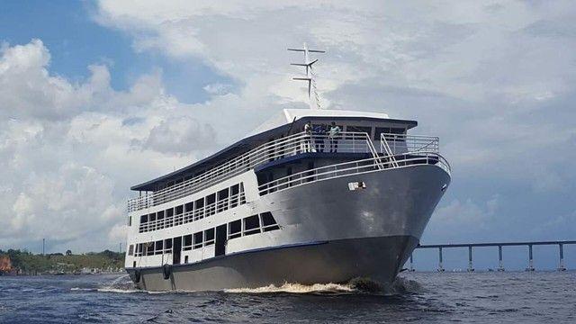 Barco Navio Ferry Boat - Foto 2