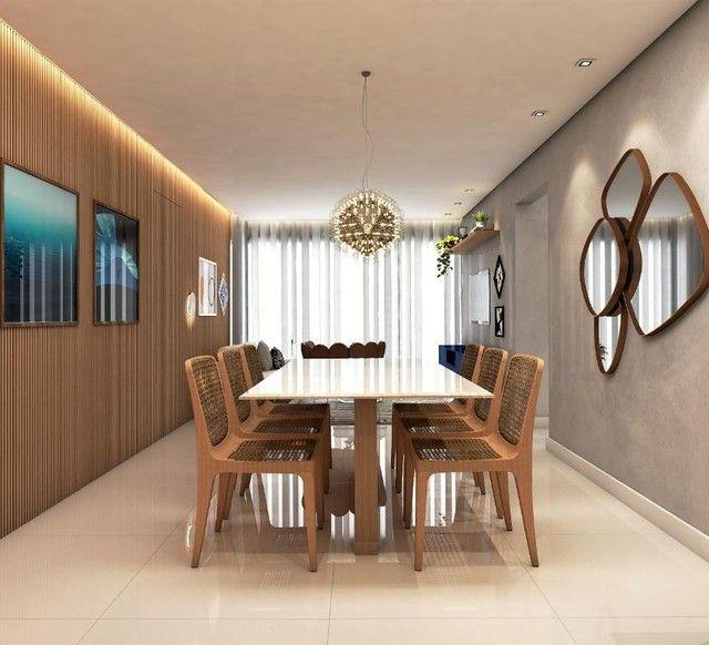 Apartamento à venda, 120 m² por R$ 703.800,00 - Pedra - Eusébio/CE - Foto 3