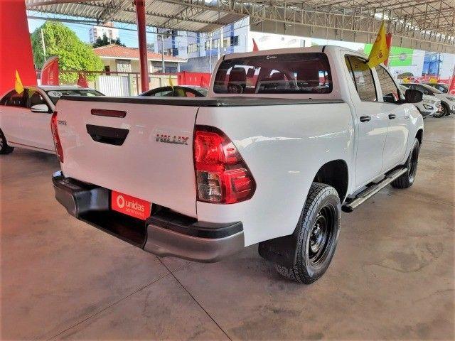 Toyota Hilux STD Power Pack 4x4 2.8 Diesel  - Foto 7