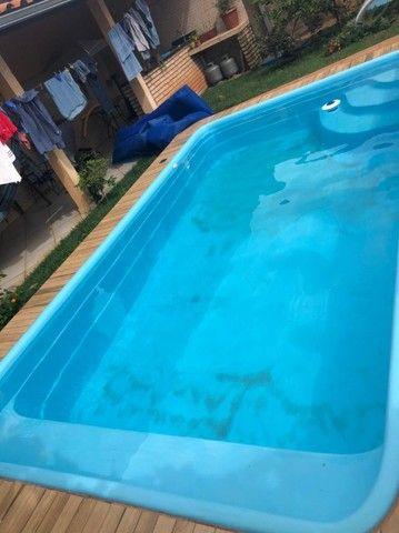 piscinas em fibra (casco) - Foto 2
