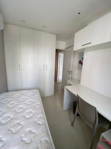 Alugo apt com 2 quartos completamente mobiliado no coração de boa viagem R$:3.500 - Foto 6