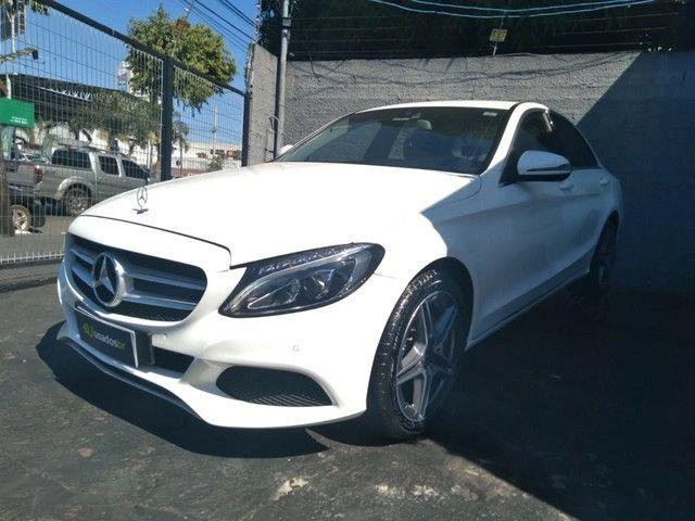 Mercedes c 180 2016