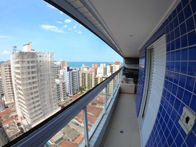 Apartamento à venda com 3 dormitórios em Aviação, Praia grande cod:6154 - Foto 13
