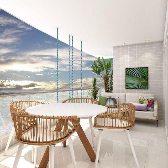 Apartamento à venda, 120 m² por R$ 703.800,00 - Pedra - Eusébio/CE - Foto 12