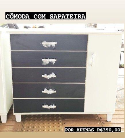 COMODAS COM SAPATEIRA NOVA - Foto 3