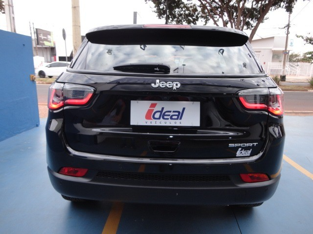 Jeep Compass 2.0 Sport Automatico Impecavel - Foto 5