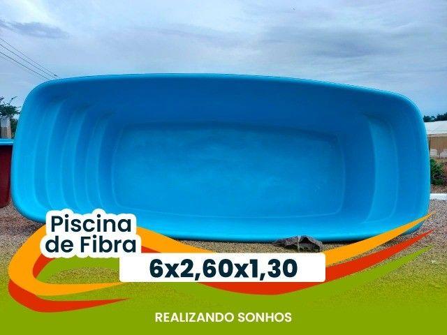 ((Piscina 6,20 Metros)) - Frete Grátis - Promoção - Foto 2