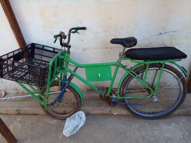 Bicicleta Cargueira - Foto 5