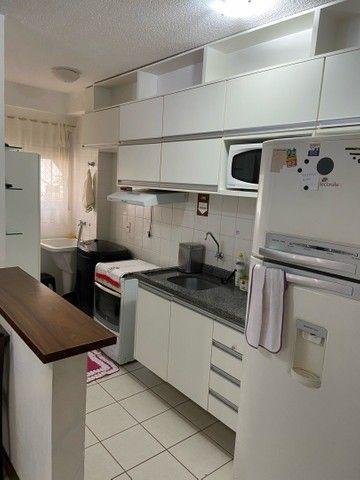 Apartamento no Piazza Di Napoli com 3 quartos sendo 1 suíte  - mobiliado  - Foto 5