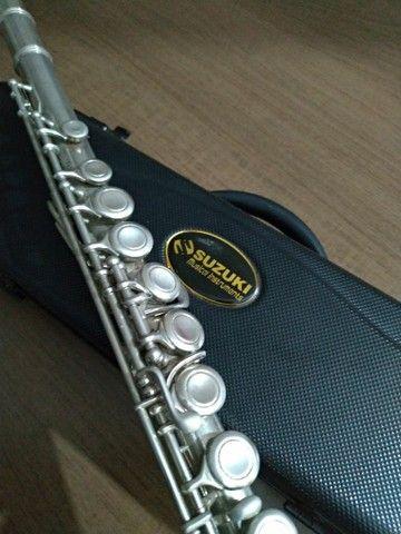 Flauta Transversal Suzuki - Foto 2