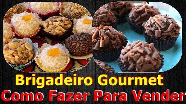 Aprenda a fazer brigadeiro gourmet  - Foto 3