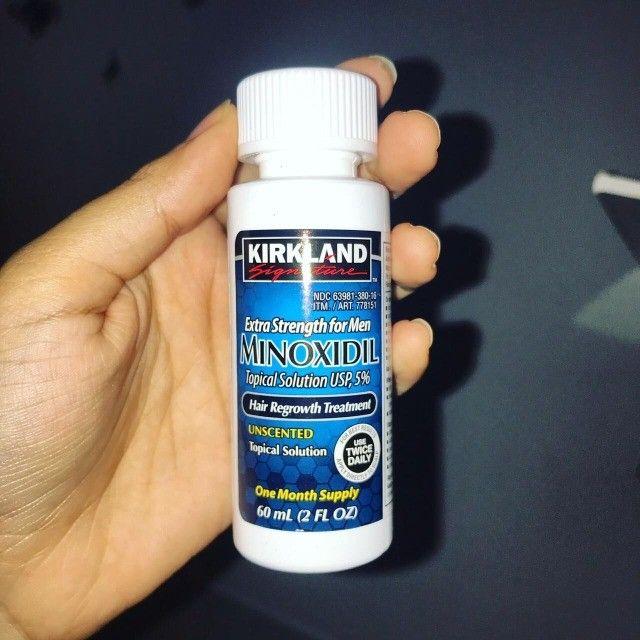 Minoxidil Kirkland Original importado