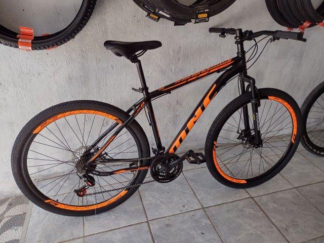 Bike aro 29 alumínio - Foto 3