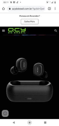 Fone de Ouvido Bluetooth T1C QCY  - Foto 4