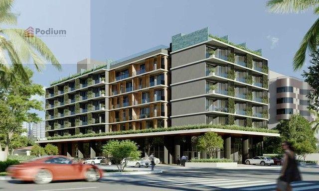 Apartamento à venda com 1 dormitórios em Cabo branco, João pessoa cod:38494 - Foto 3