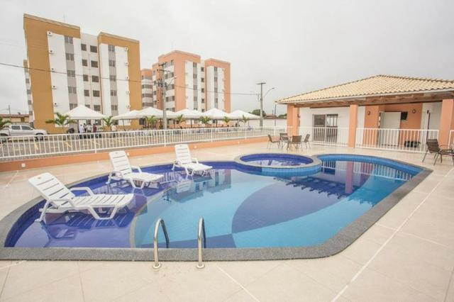 Apartamento no Cond.Jardim Tropical- Marcos Freire 2
