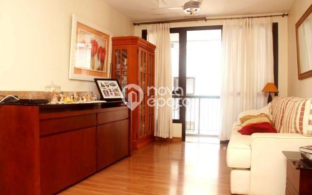 Apartamento à venda com 4 dormitórios em Grajaú, Rio de janeiro cod:AP4CB19485 - Foto 3