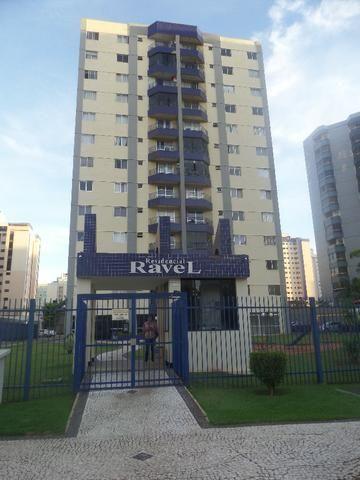 Alugo apartamento de 02 quartos na quadra 203 em Aguas Claras Mobiliado
