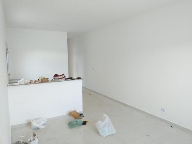 Vende || Casa Nova no Golfinhos || 02 dormitórios || Preço Especial || 190 mil - Foto 6