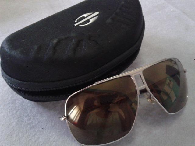 a249938fe 3 Óculos de Sol Originais por R$200,00 (Rayban, Mormaii, Vogue, HB, Carmim  e Levis)