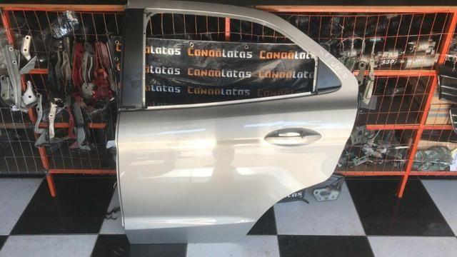 Porta traseira Ford Ka Sedan Hatch 2014 a 2019 - Foto 2