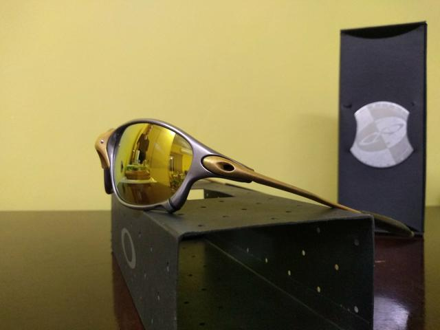 c791cd7e7 Vendo óculos Oakley Juliet 24K Original, ótimo estado ...