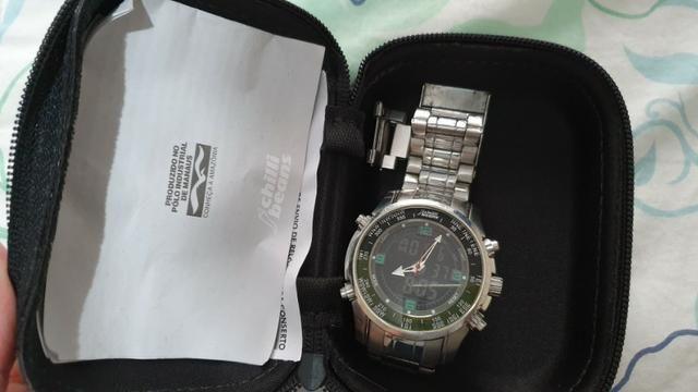 cc7234ecc Relógio masculino marca Rip Curl classic surf watch oceantech usado ...