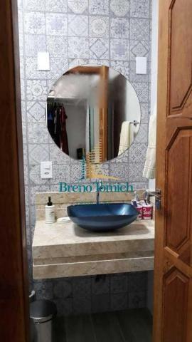 Casa com 3 dormitórios à venda por R$ 430.000,00 - Nova Canaã - Teixeira de Freitas/BA - Foto 8