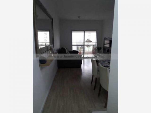 Apartamento à venda com 3 dormitórios em Centro, Sao bernardo do campo cod:15298 - Foto 2