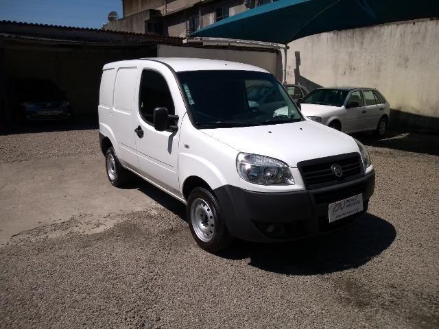 FIAT \ Doblô Cargo 1.8 16V Furgão - Foto 2