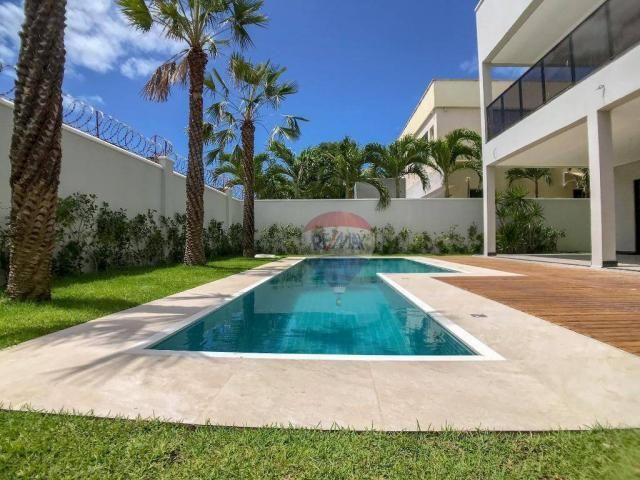 Casa com 4 dormitórios à venda, 360 m² por R$ 1.990.000 - Condomínio Alphaville Fortaleza  - Foto 6